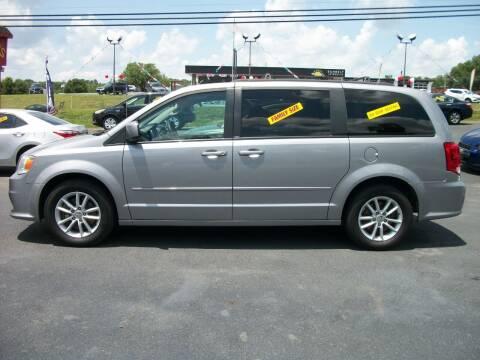 2013 Dodge Grand Caravan for sale at Lentz's Auto Sales in Albemarle NC