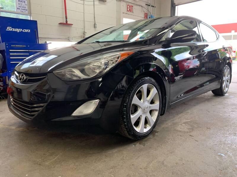 2013 Hyundai Elantra for sale at Auto Warehouse in Poughkeepsie NY