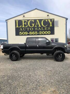 2013 Ford F-350 Super Duty for sale at Legacy Auto Sales in Toppenish WA