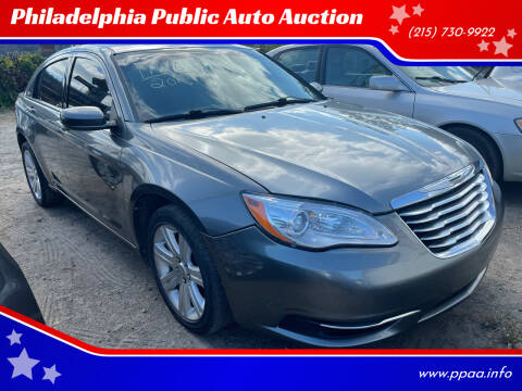 2011 Chrysler 200 for sale at Philadelphia Public Auto Auction in Philadelphia PA