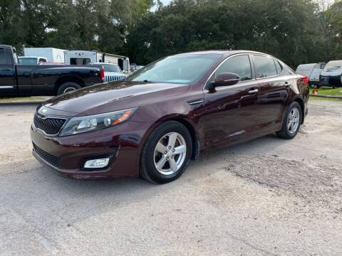 2014 Kia Optima for sale at Right Price Auto Sales in Waldo FL