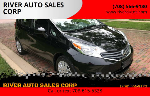 2015 Nissan Versa Note for sale at RIVER AUTO SALES CORP in Maywood IL