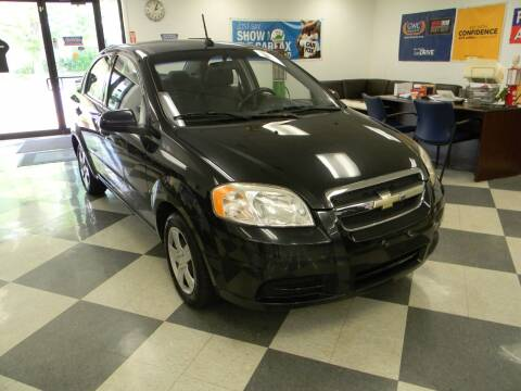 2009 Chevrolet Aveo for sale at Lindenwood Auto Center in Saint Louis MO