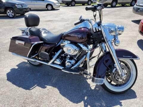 2007 Harley Davidson FLHRI for sale at OTWELL ENTERPRISES AUTO & TRUCK SALES in Pasadena TX
