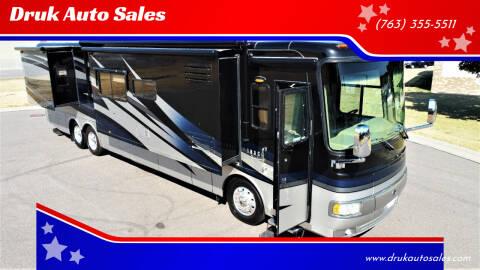 2010 Monaco Diplomat for sale at Druk Auto Sales in Ramsey MN