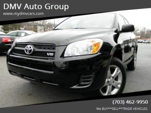 2010 Toyota RAV4 for sale at DMV Auto Group in Falls Church VA