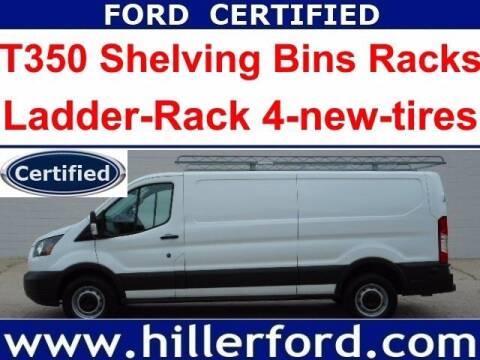 2016 Ford Transit Cargo for sale at HILLER FORD INC in Franklin WI