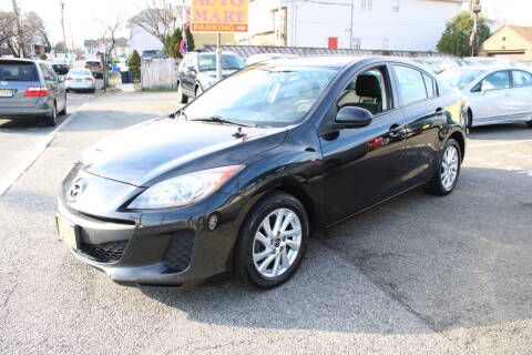 2013 Mazda MAZDA3 for sale at Lodi Auto Mart in Lodi NJ