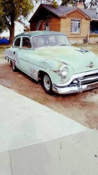 1951 Oldsmobile Super 88 for sale at Classic Car Deals in Cadillac MI