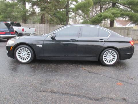 2011 BMW 5 Series for sale at Home Street Auto Sales in Mishawaka IN