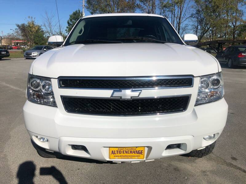 2010 Chevrolet Avalanche for sale at East Carolina Auto Exchange in Greenville NC