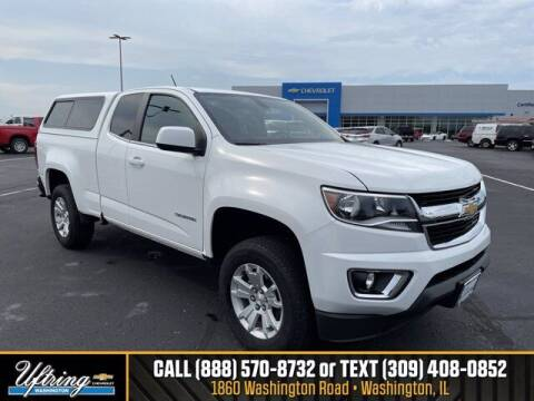 2015 Chevrolet Colorado for sale at Gary Uftring's Used Car Outlet in Washington IL