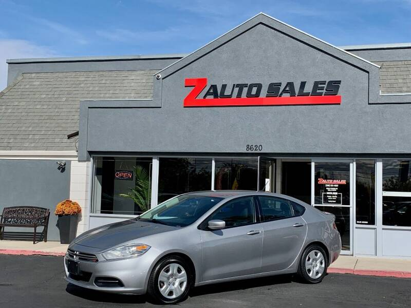2015 Dodge Dart for sale at Z Auto Sales in Boise ID