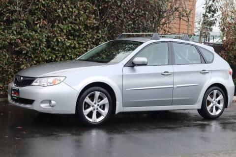 2009 Subaru Impreza for sale at Beaverton Auto Wholesale LLC in Hillsboro OR