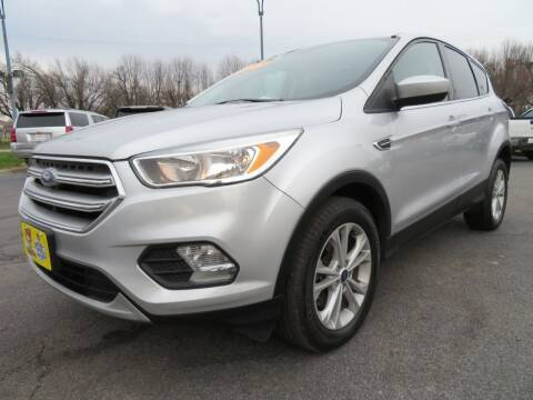 2017 Ford Escape for sale at Low Cost Cars North in Whitehall OH
