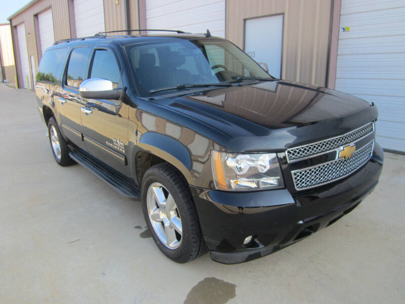 2012 Chevrolet Suburban for sale at Geaux Texas Auto & Truck Sales in Tyler TX