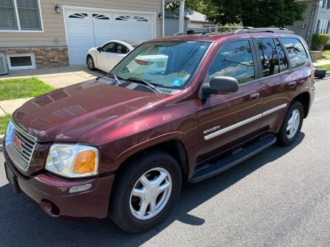 2006 GMC Envoy for sale at Jordan Auto Group in Paterson NJ