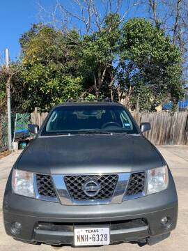 2005 Nissan Pathfinder for sale at Progressive Auto Plex in San Antonio TX