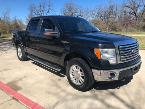 2010 Ford F-150 for sale at Z AUTO MART in Lewisville TX