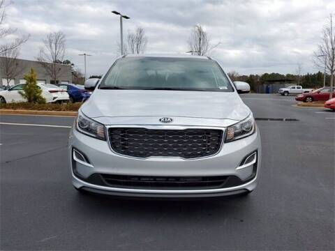 2021 Kia Sedona for sale at Lou Sobh Kia in Cumming GA