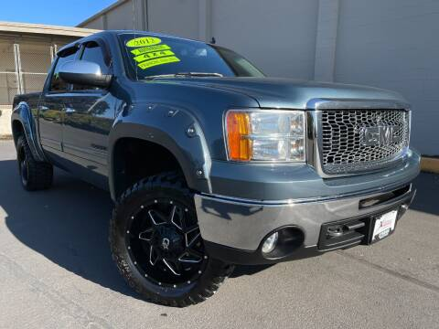 2012 GMC Sierra 1500 for sale at Xtreme Truck Sales in Woodburn OR