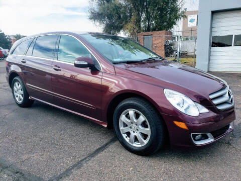 2007 Mercedes-Benz R-Class for sale at J & M PRECISION AUTOMOTIVE, INC in Fort Collins CO