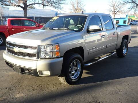 2008 Chevrolet Silverado 1500 for sale at T & S Auto Brokers in Colorado Springs CO