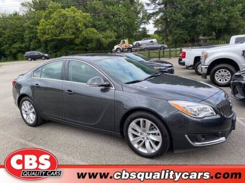 2017 Buick Regal for sale at CBS Quality Cars in Durham NC