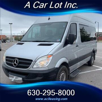 2012 Mercedes-Benz Sprinter Passenger for sale at A Car Lot Inc. in Addison IL