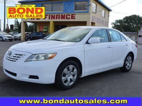2009 Toyota Camry for sale at Bond Auto Sales in St Petersburg FL