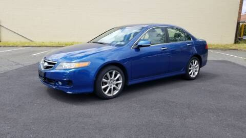 2006 Acura TSX for sale at Total Package Auto in Alexandria VA
