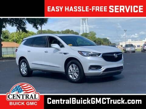 2020 Buick Enclave for sale at Central Buick GMC in Winter Haven FL
