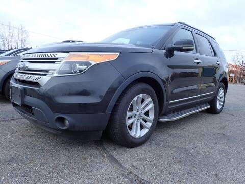 2011 Ford Explorer for sale at RPM AUTO SALES in Lansing MI