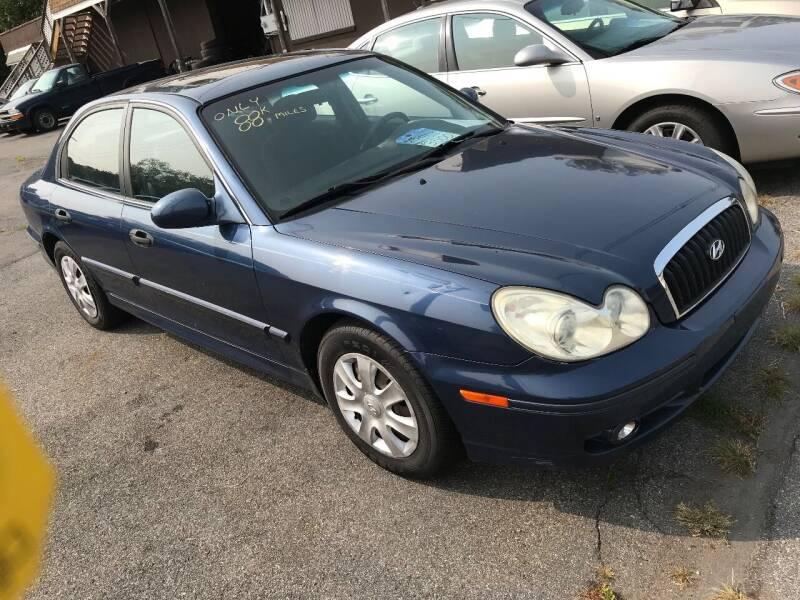 2005 Hyundai Sonata for sale at TNT Auto Sales in Bangor PA