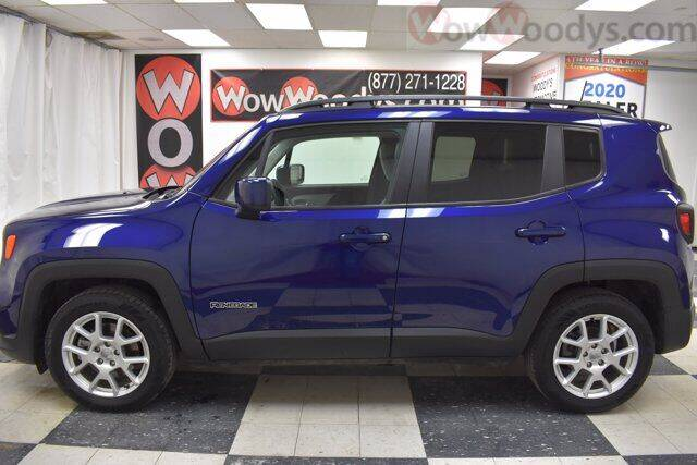 2019 Jeep Renegade Latitude 4dr SUV - Chillicothe MO
