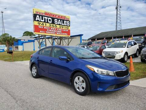 2017 Kia Forte for sale at Mox Motors in Port Charlotte FL