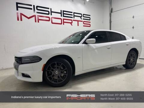 2018 Dodge Charger for sale at Fishers Imports in Fishers IN