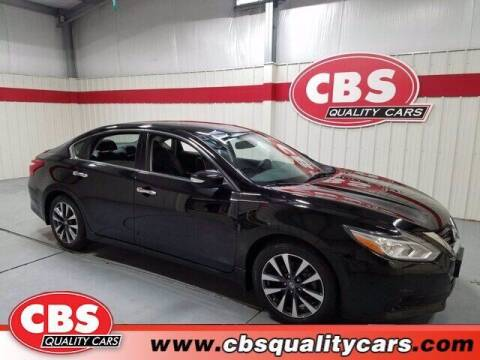 2016 Nissan Altima for sale at CBS Quality Cars in Durham NC