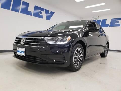 2019 Volkswagen Jetta for sale at HILEY MAZDA VOLKSWAGEN of ARLINGTON in Arlington TX