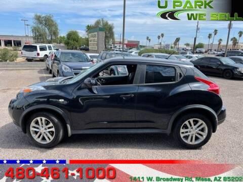 2013 Nissan JUKE for sale at UPARK WE SELL AZ in Mesa AZ