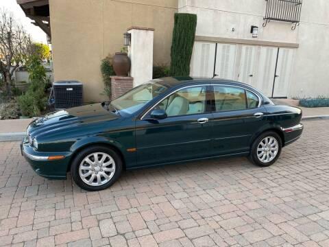 2002 Jaguar X-Type for sale at California Motor Cars in Covina CA