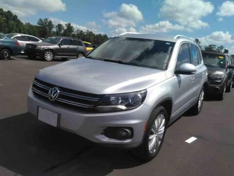 2012 Volkswagen Tiguan for sale at JC AUTO MARKET in Winter Park FL