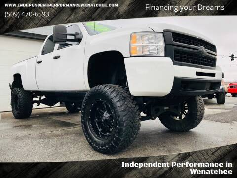 2009 Chevrolet Silverado 2500HD for sale at Independent Performance Sales & Service in Wenatchee WA