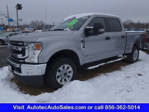 2020 Ford F-250 Super Duty for sale at Autotec Auto Sales in Vineland NJ