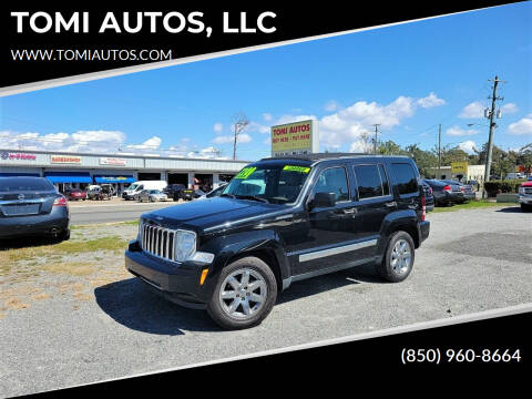2010 Jeep Liberty for sale at TOMI AUTOS, LLC in Panama City FL