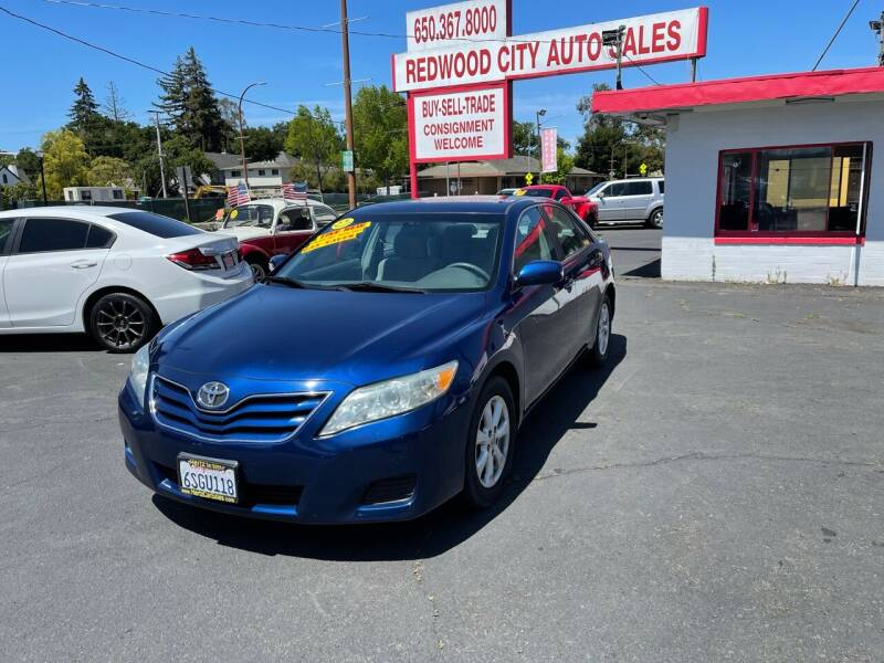 2011 Toyota Camry for sale at Redwood City Auto Sales in Redwood City CA