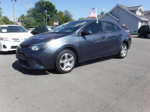 2016 Toyota Corolla for sale at Rob Co Automotive LLC in Springfield TN