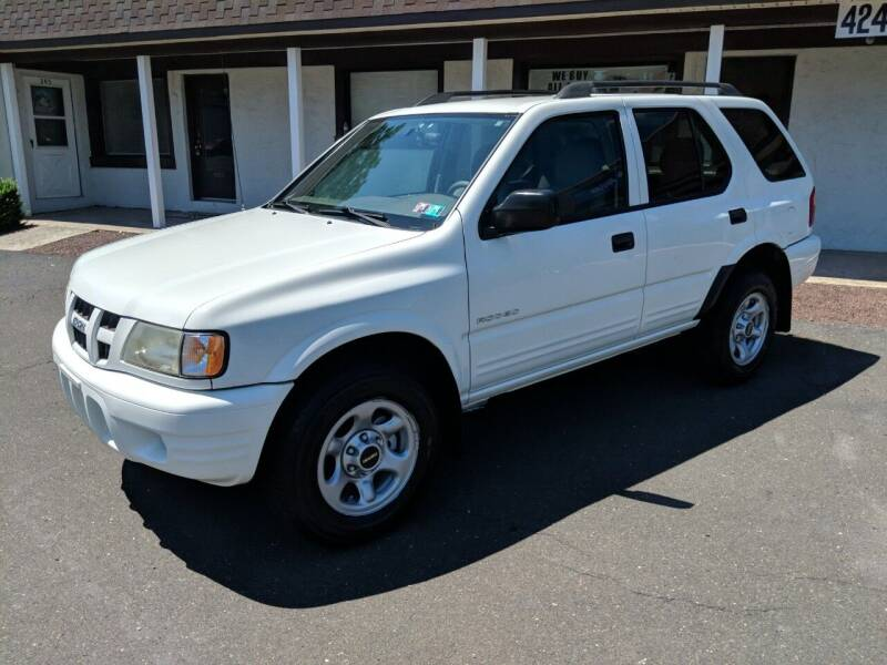 2003 Isuzu Rodeo for sale at Cash 4 Cars in Penndel PA