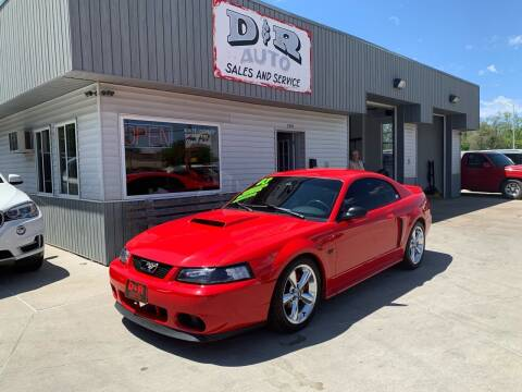2003 Ford Mustang for sale at D & R Auto Sales in South Sioux City NE