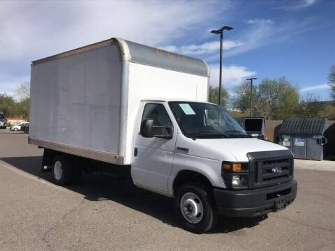 2017 Ford E-Series Chassis for sale at AZ WORK TRUCKS AND VANS in Mesa AZ
